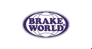 Product image for Brake World $119.18 COVID-19 Discount brakes special
