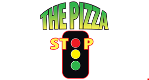 Product image for The Pizza Stop $2 off any large pizza