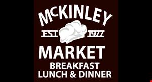 McKinley Market logo