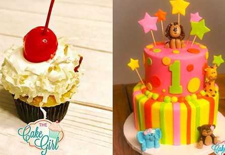 Product image for The Cake Girl 10% off any online purchase