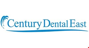 Product image for Century Dental East $19.99 complete dental checkup