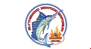Product image for Blythewood Seafood Emporium and Barbecue Haven $10 for $20 Worth of Fresh Seafood or BBQ