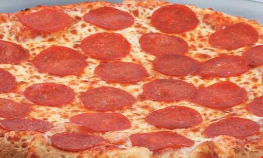 Product image for Venezia's Gilbert $21.99 +tax lg 1-item pizza + 1 bone-in wings.