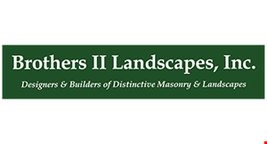 Brothers II Landscapes Inc. logo
