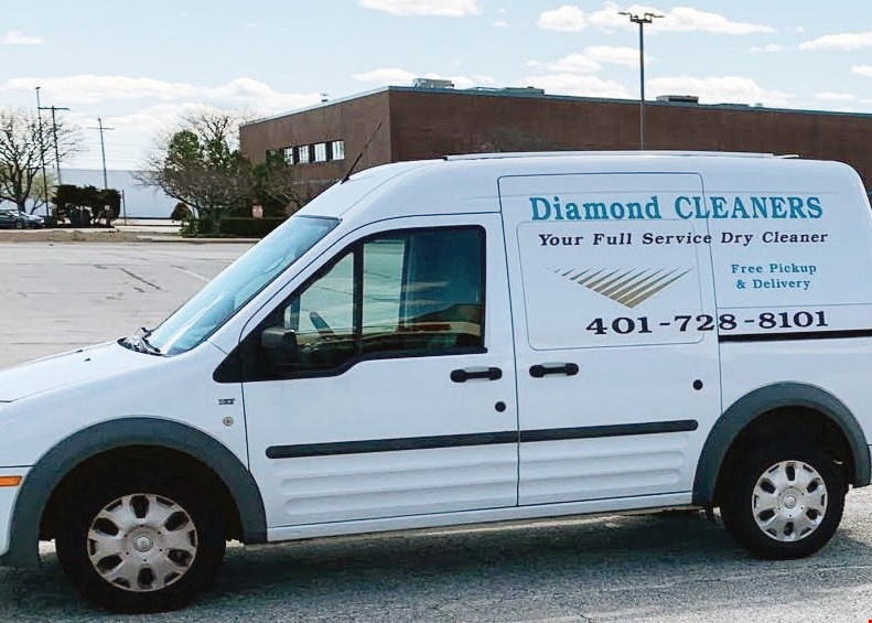 Product image for Diamond Cleaners $3 OFF - 3 or more dry cleaned items