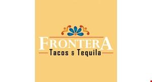 Frontera Tacos & Tequila logo
