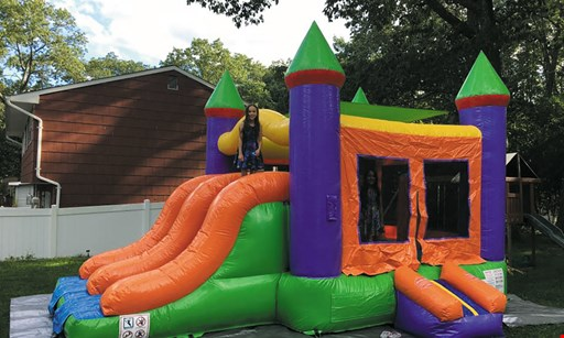 Product image for Carousel Party & Event $100 Off any rental of $500 or more.