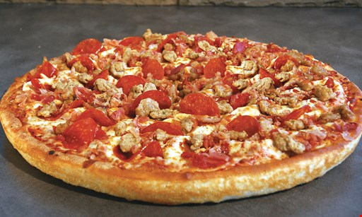 Product image for East Of Chicago Pizza $3.99 6 BREADSTICKS WITH SAUCE