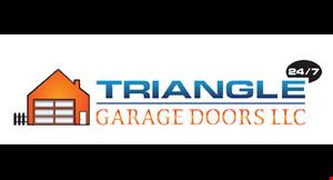 Triangle Garage Doors Llc logo