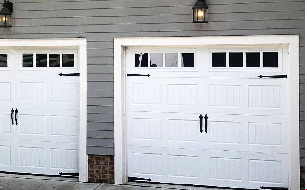 Product image for Triangle Garage Doors Llc FREE SERVICE CALL With Any Repair Value $35.