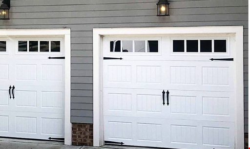 Product image for Triangle Garage Doors Llc FREE SERVICE CALLWith Any Repair Value $35