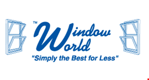 Window World of Jersey Coast logo