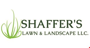 Product image for Shaffer Lawn Care 10% OFF mulching services