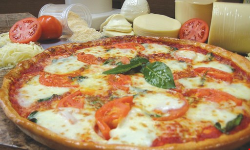 "Product image for Gionino's Pizzeria $10.95 Medium 12"" 2-item pizza"