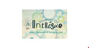 Museum of Intrigue logo