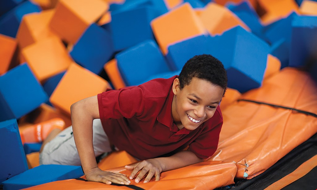 Product image for Sky Zone $25 Off BIRTHDAY party