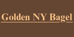 Golden NY Bagel logo