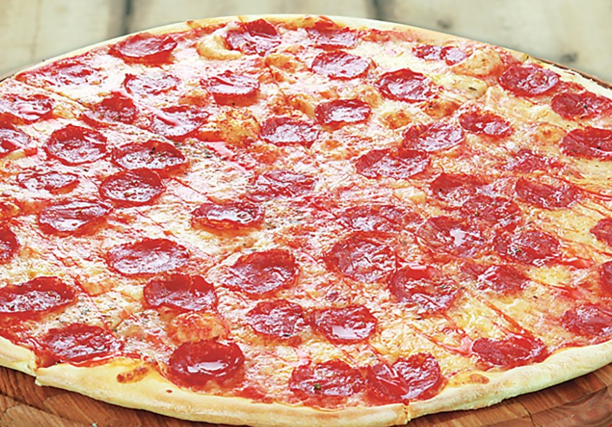 Product image for Belleria Pizza & Italian Restaurant Feed 4! Only $17.99 1/2 Sheet Cheese Pizza • One Large Salad One 2-Liter Pepsi Product CARRYOUT & DELIVERY ONLY.