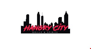 Product image for Hangry City Grille & Spirits $10 For $20 Worth Of Casual Dining