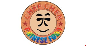 Chef Chen Chinese Food logo