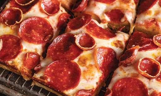 Product image for Jet's Pizza $14.99 DEEP DISH DUO