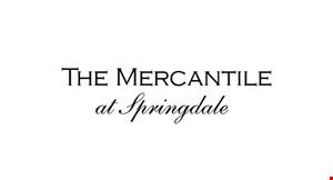 The Mercantile logo