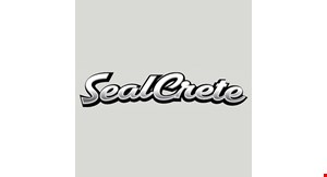 Product image for Seal Crete Llc $100 off any job totaling 400 sq ft or more.