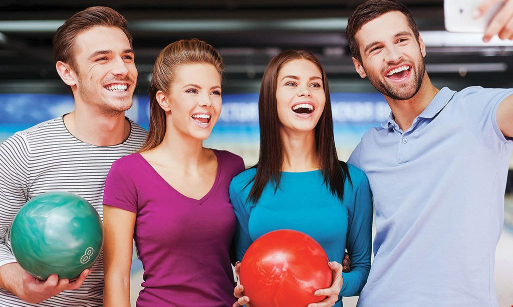 Product image for Hiester Lanes $5 OFF your next visit of $30 or more • bowling only.