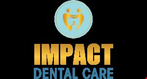 Impact Dental Care logo