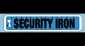 Security Iron logo