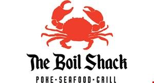 The Boil Shack logo