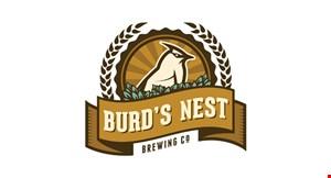 Burd's Nest Brewing Co. logo