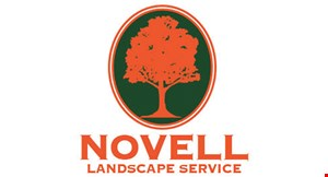Product image for Novell Landscape Service $100 Off polymer sand and/or sealing pavers or concrete