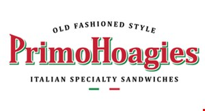 Product image for PrimoHoagies $2 OFF ANY PRIMO SIZE STEAK OR HOAGIE