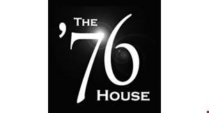 The '76 House logo