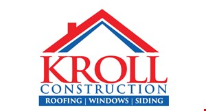 Product image for Kroll Construction $1000 OFF Any Set of 5 Windows