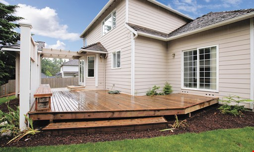 Product image for Riccis Llc $1000 OFF any complete deck job (min 180 sq.ft.)