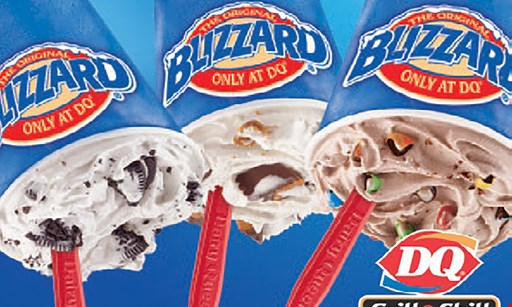 Product image for Dairy Queen - Cicero $5 OFF DQ® Or Blizzard® Cake.