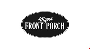 Myers' Front Porch logo