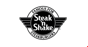 Product image for Steak 'n Shake Up to $20 off!