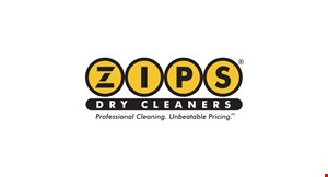 Zips Dry Cleaners Lancaster logo