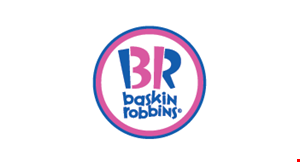 Product image for Baskin Robbins FREE Ice Cream Cup or Cone