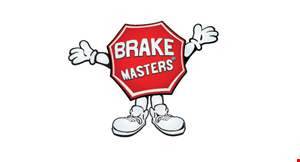 Product image for Brake Masters - Lake Elsinore $5 Off or $20.00 off full synthetic oil & filter change