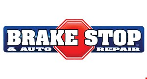 Product image for Brake Stop Escondido $119.50 FRONT OR REAR BRAKES