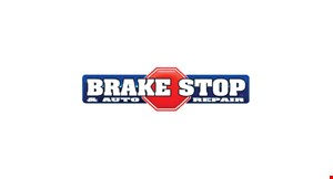 Product image for Brake Stop & Auto Repair $29.95 SMOG CHECK