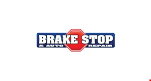 Product image for Brake Stop & Auto Repair $119.50 Front or rear Brakes