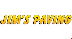 Jim's Paving logo