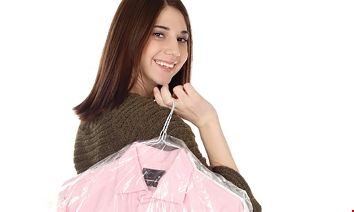 Product image for Deluxe 1 Cleaners 30% OFF ANY DRY CLEANING ORDER.