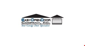 Product image for Easy Open Door Company $30 OFF any spring change