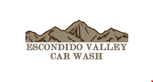 Product image for Escondido Valley Car Wash $3 OFF ANY CAR WASH